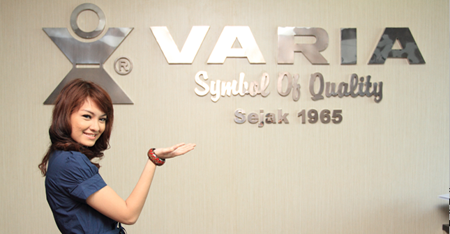 Varia Symbol of Quality since 1965